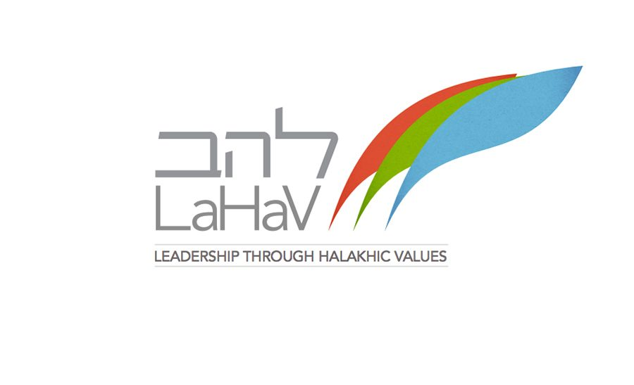 Screenshot of the LaHav logo