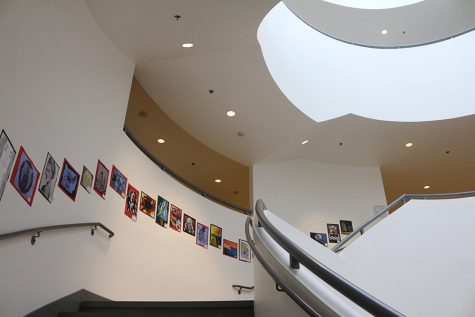 In Shalhevet's lobby, a Guggenheim of the west