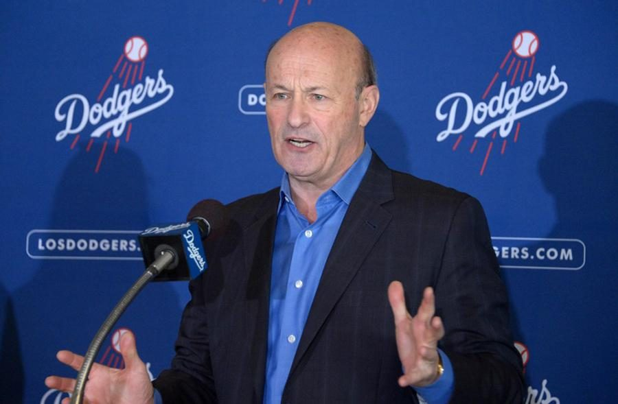 As season opens, a Q-and-A with Dodgers president Stan Kastan