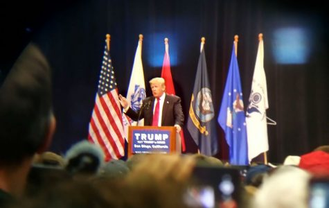 UPDATED: Boiling Point at Donald Trump Rally