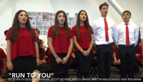 VIDEO: Choir Spring Concert 2016