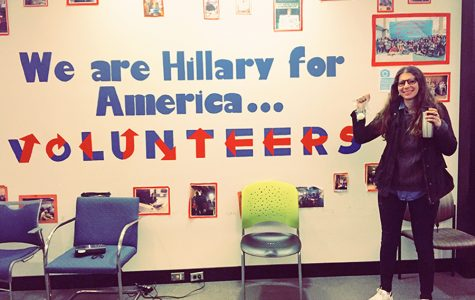 Shalhevet alumna describes election from the Clinton Campaign headquarters