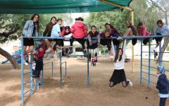 Sophomores' four days in Arizona marks first-ever chesed trip