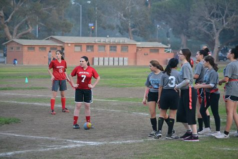 Girls flag football season shrinks to just four games