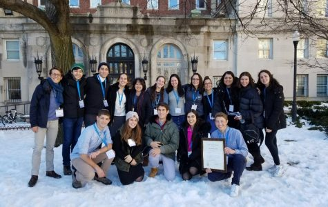 SNOW: Cold weather made this different from past Boiling Point trips to CSPA, but the award they received was the same as usual – their fifth consecutive Gold Crown.