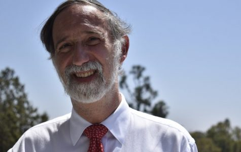 Rabbi Abraham Lieberman arrives with experience and 'gravitas'