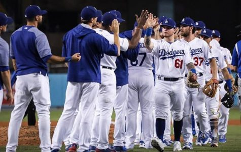 COLUMN: Dodgers we love it!