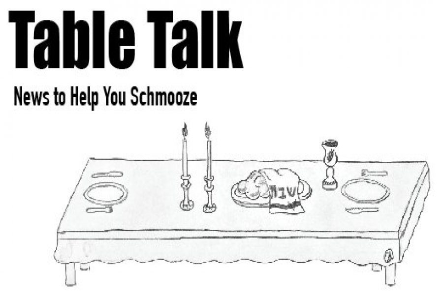TABLE TALK: Health care fight and North Korea topped news over the summer