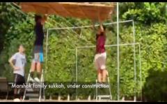 VIDEO: Sukkot 5778