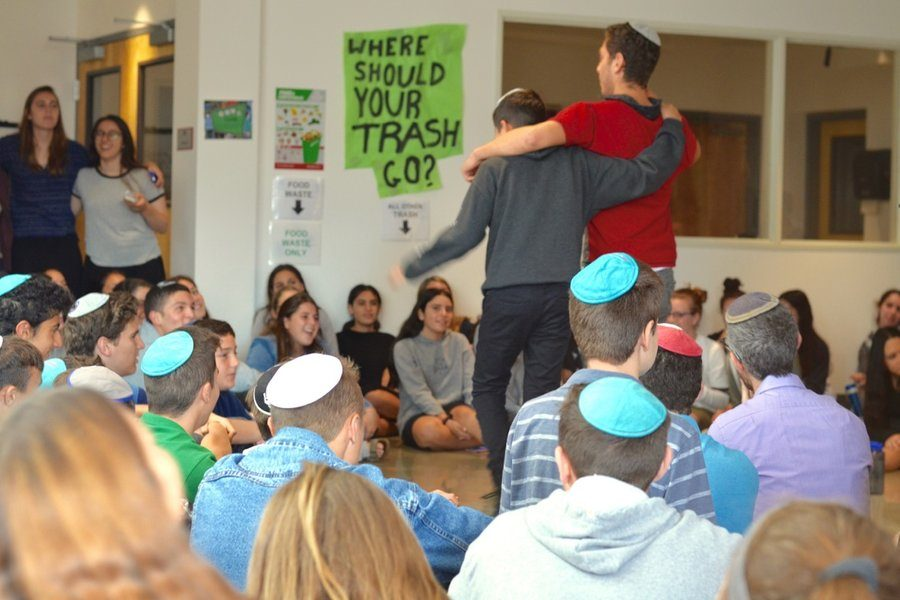 Ruach Shabbat Singing