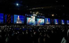 At AIPAC conference, Netanyahu was 'like a friend'