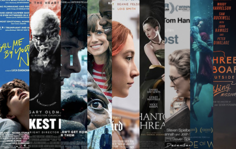 THE NINE: Short reviews of the 2018 Best Picture nominees