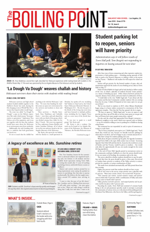 SEE US IN PRINT: January 2020