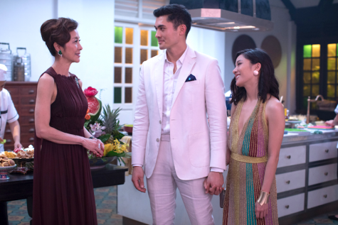 Heartfelt and funny, cultures clash in 'Crazy Rich Asians'