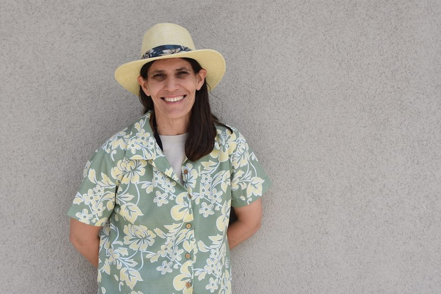 SURFER:  Dr. Keiter has degrees in law and in Eastern Languages and Culture, and believes nature helps people connect to
