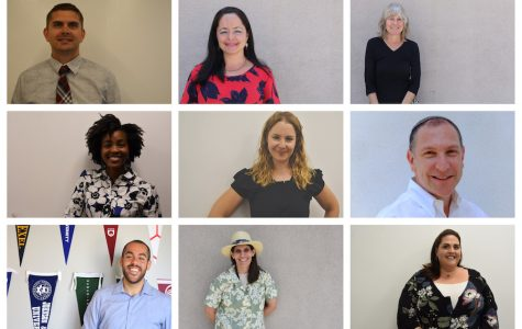 From Ph.Ds to scuba-divers, nine new teachers join faculty for 2018-19.
