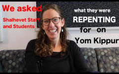 VIDEO: Shalhevet's Yom Kippur repenters