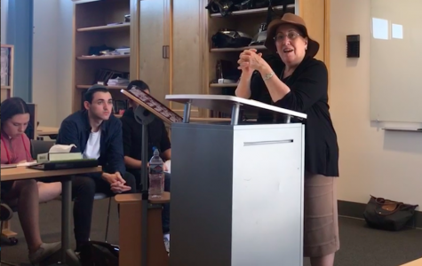 Rabbanit tells senior girls: 'We need you within the Torah world'