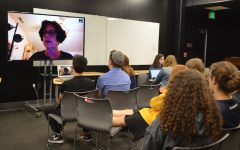 'Radium Girls' playwright meets Shalhevet actors via Skype