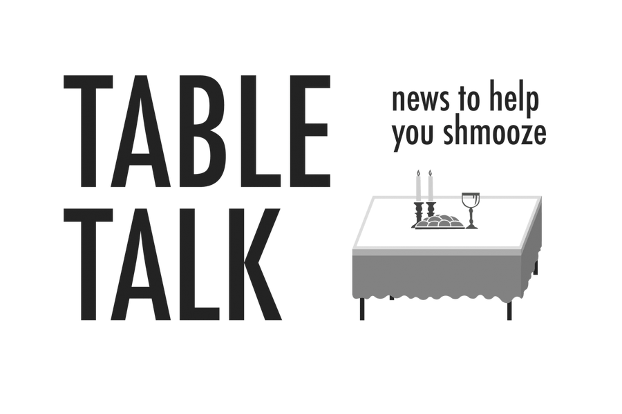 TABLE TALKS: Fires in Brazil and Hurricane Dorian