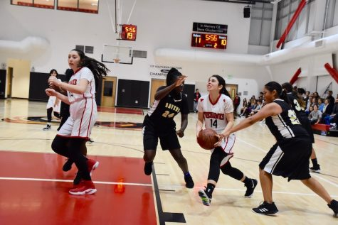 New girls basketball coach plans to focus on fundamentals