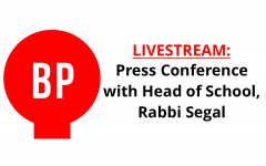 Navigation to Story: LIVESTREAM: Press Conference with Rabbi Segal