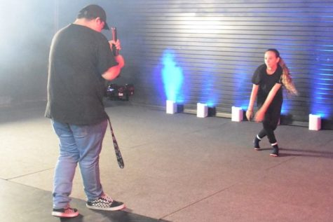 Famous choreographer brings professional experience to new dance club