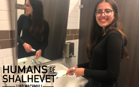 TRANSFORMATION: Freshman Liad Machmali initially was scared of going to the dentist when she was young, but now wants to be a dentist in the future.