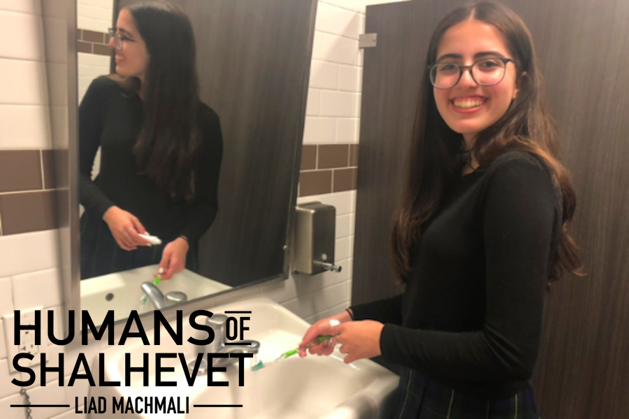 Humans of Shalhevet – Liad Machmali