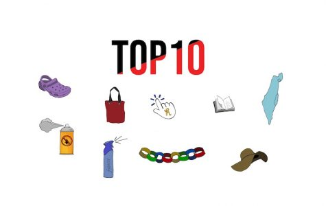 TOP 10 ESSENTIALS FOR HIGH HOLIDAYS 5780