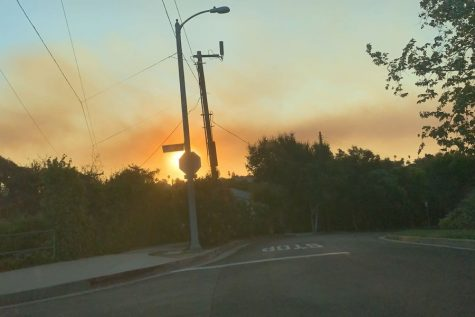 Getty Fire closes Milken and other Jewish campuses, winds as high as 80 mph expected tonight