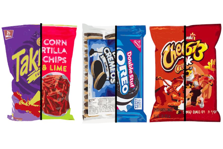 Kosher knockoffs offer a taste of the wide world of American snacks