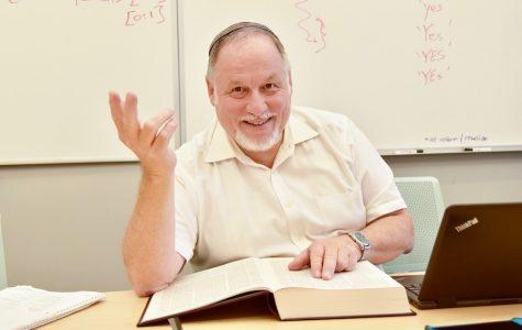 For Rabbi Yitzchak Etshalom, it's back to the future