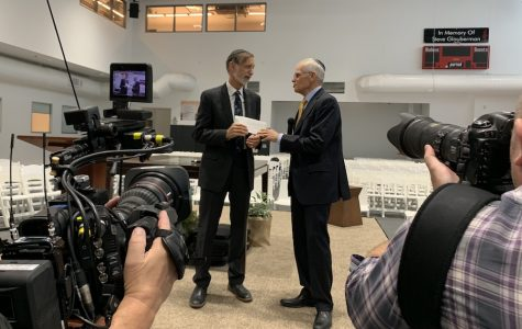 Rabbi Lieberman wins $15,000 Milken Jewish Educator Award