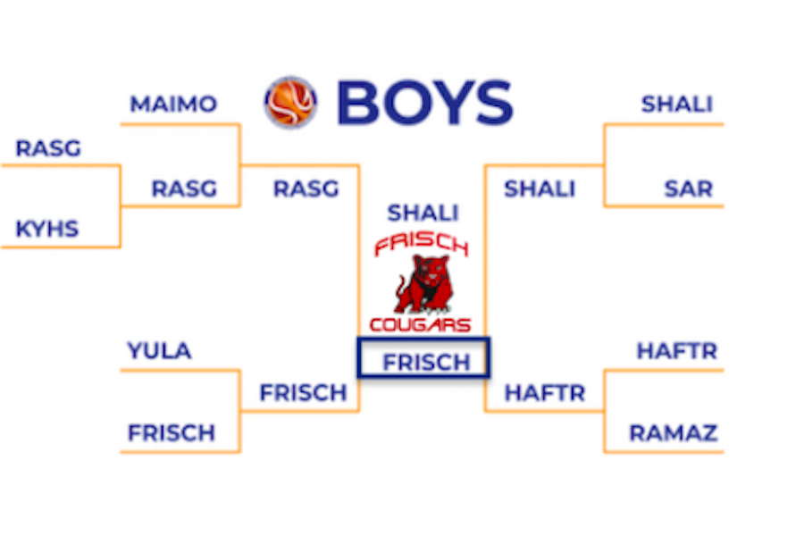 Frisch Cougars boys win 5th Annual Glouberman Tournament
