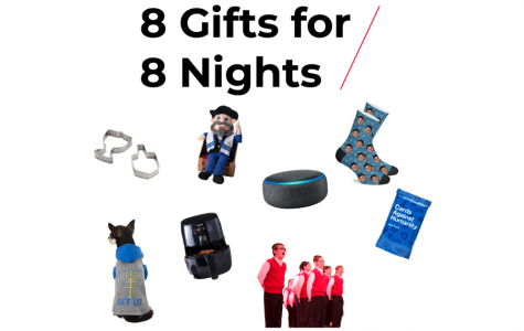 8 gift ideas for the 8 lights