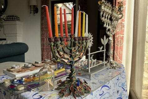 Are gifts meant for Chanukah?