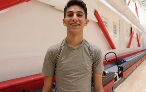 Josh Askari, 9th grade