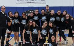 Firehawk girls win their first-ever Milken basketball championship