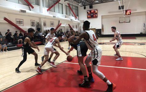 Boys basketball team advances in CIF playoffs