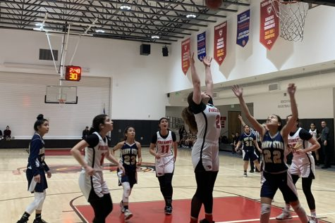 RASG Lady Warriors — Frisch Lady Cougars