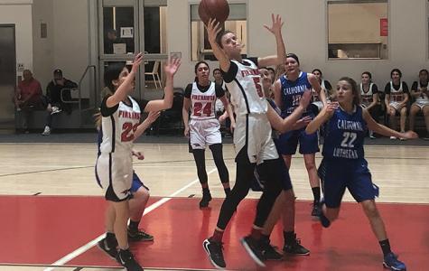 Firehawks girls beat Cal Lutheran in a Hawks-vs-Hawks playoff opener
