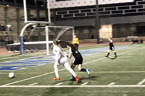 Girls' Soccer defeats YULA to end season