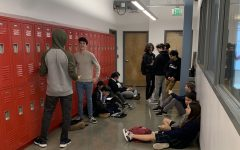 Week of locked doors brings clean classrooms, loud hallways