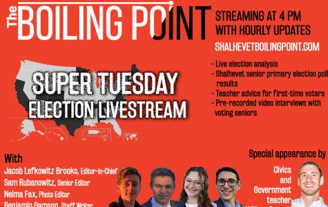 Super Tuesday Livecast