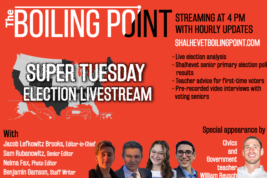 Super Tuesday Livecast