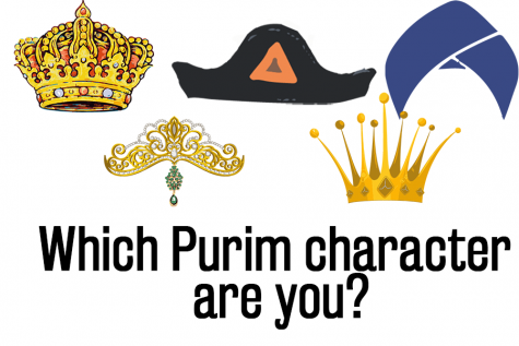 Which Purim Character are You?