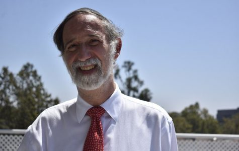ELECTED: Rabbi Lieberman is the first person elected by the faculty and staff to represent them in a Just Community position in at least 10 years.