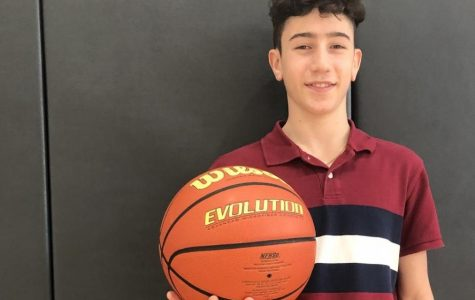 BASKETBALL: Elijah Stern says he's not always the biggest and strongest player, so he uses his speed to its advantage