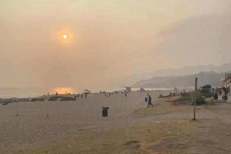Orange skies, cancelled activities as epic fires fill the air throughout the West